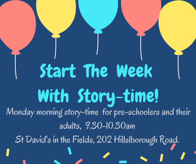 Start the week with storytime (2)